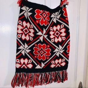 Vintage 1970s Boho Chic Bag